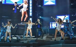 Chayanne se despidió de la Argentina vibrando en una noche mágica con sus fans