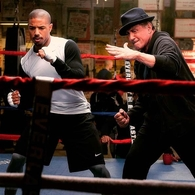 'Creed', primera imagen de Rocky como entrenador