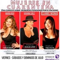 """Becasting sortea entradas para la obra online """"Mujeres en Cuarentena"""""""