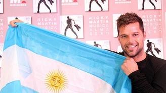 Ricky Martin regresa en Argentina