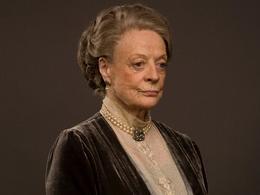 """Maggie Smith dejará la serie """"Downton Abbey"""" cuando acabe la sexta temporada"""
