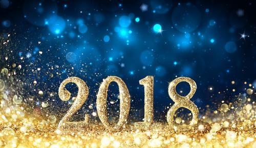 """Nuestra """"wish list"""" de buenas resoluciones 2018 preparada con amor !"""