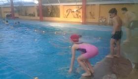 Nadando voy