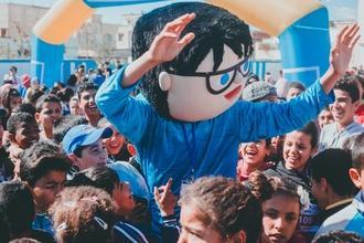 Se solicitan jóvenes animadores de eventos infantiles en CABA