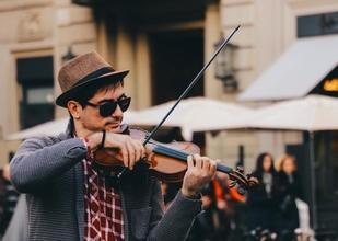 Se requiere violinista para grabación profesional en Buenos Aires