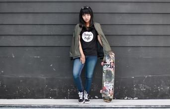 Se convocan chicos y chicas afro o asiáticas de 20 a 28 años que hagan skate para proyecto