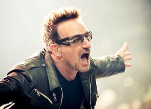 Se busca doble de Bono (U2) para actuación, no es necesario que tenga conocimiento de canto