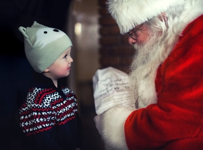Se necesita Papa Noel para evento el 20 de diciembre