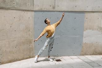 Se seleccionan bailarines profesionales morochos o castaños de 25 a 35 años para proyecto