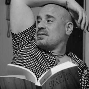 """Fabrizio Origlio, dramaturgo y autor de """"Mujeres en Cuarentena"""""""