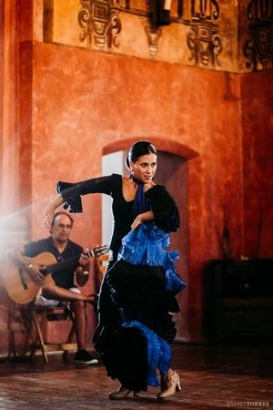 Entrevista a Mónica Márquez, bailarina, profesora y coreógrafa de flamenco