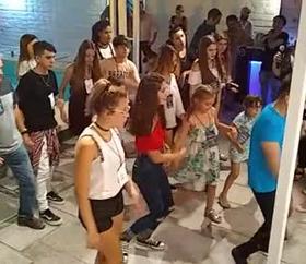 Bailando voy II