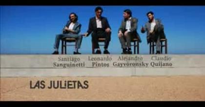 Las Julietas -  Marianella Morena