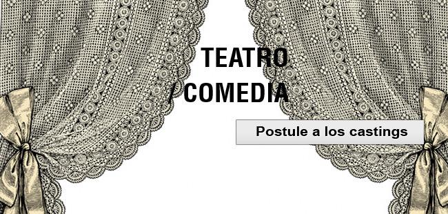 teatro postule a los castings
